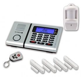 Olympia Vertrieb Wireless Alarm System 6061