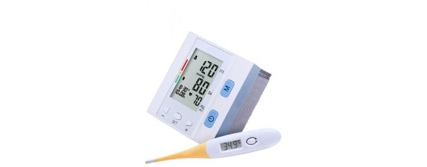 Πιεσόμετρα και θερμόμετρα