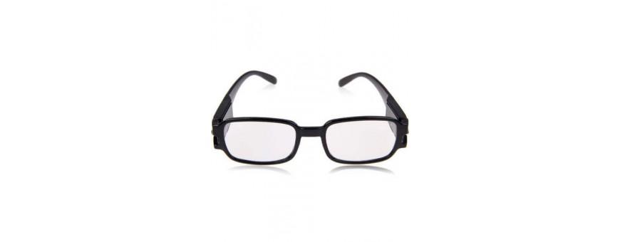 Γυαλιά ανάγνωσης και μεγεθυντικοί φακοί